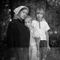 Матушка с внуками