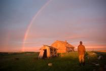 Радужный восход