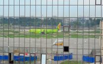 Здание аэровокзала в Сочи