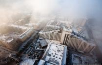 Облачный Красноярск