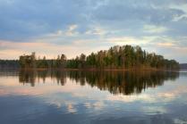 Озерное зеркало