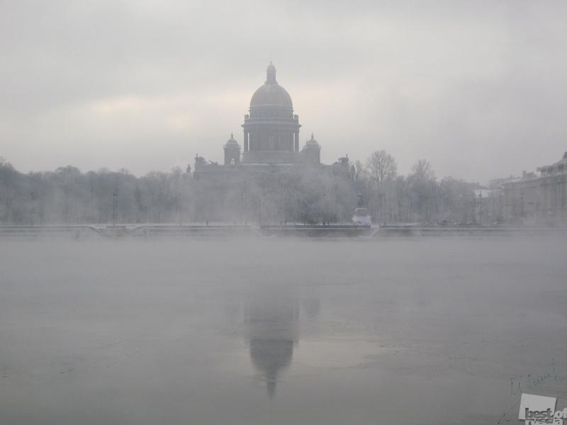 зимние сны Невы