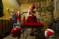 """Артистка цирка лилипутов """"Сияние маленьких звезд"""" Светлана Павлова."""