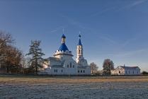 Церковь Димитрия Солунского в с. Коробовка Липецкой области