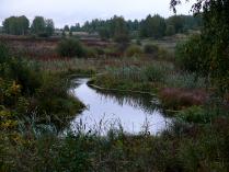 Малые реки России - р. Уча